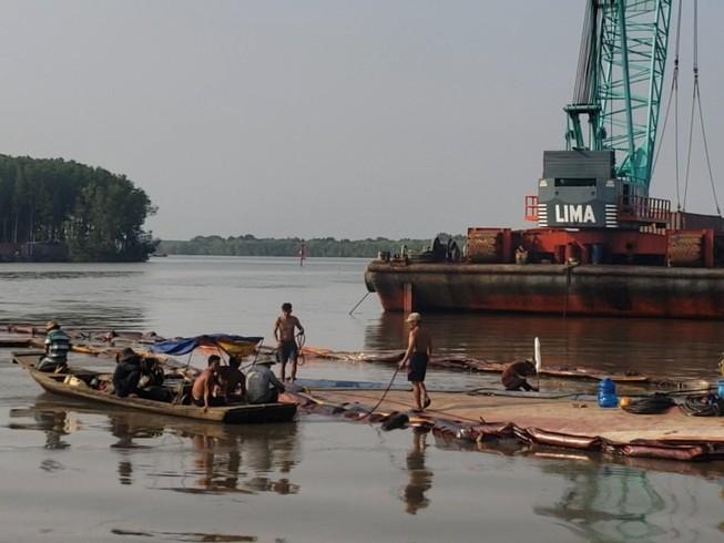 Vụ 5 thợ lặn bị nạn: 1 nạn nhân vẫn còn mất tích