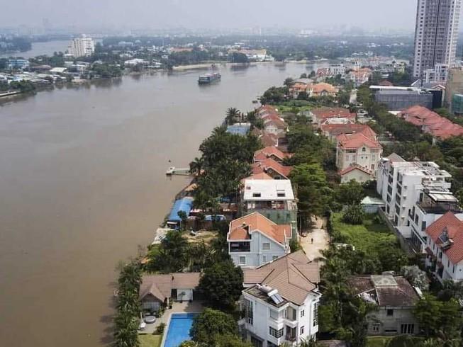 Tổng kiểm tra 100 dự án nhà ở ven sông Sài Gòn