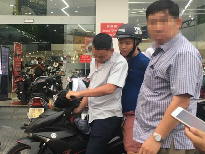 Tướng Lê Đông Phong chỉ đạo xử lý vụ tố cưỡng đoạt tiền