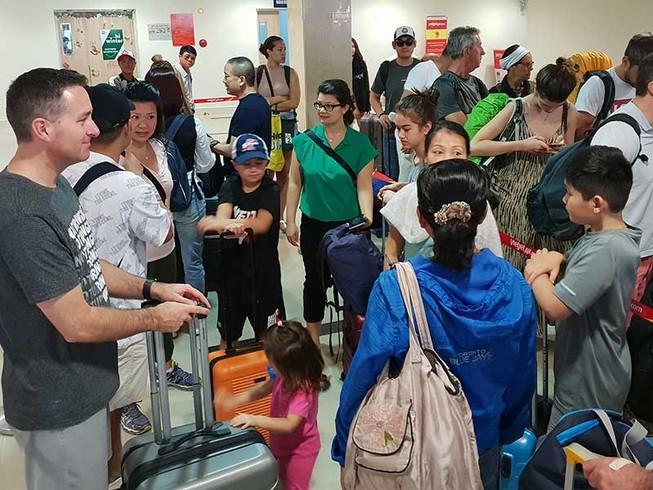 Tân Sơn Nhất chuẩn bị phục vụ 4 triệu khách bay tết