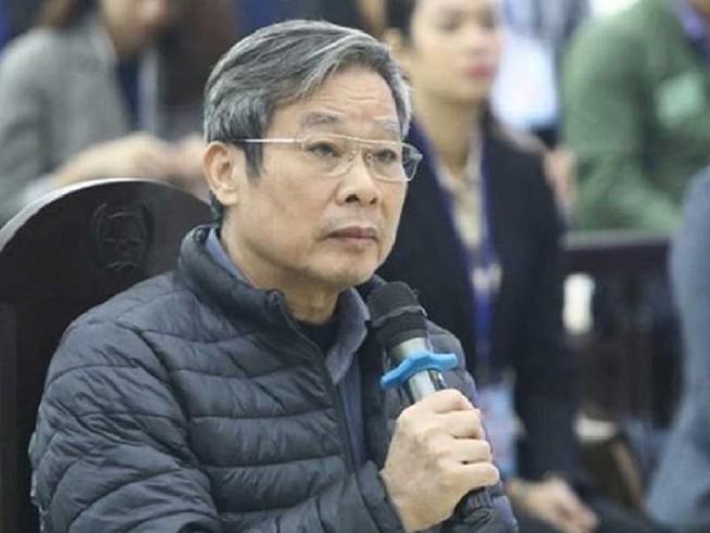 Ông Nguyễn Bắc Son đã nộp gần 1/3 số tiền nhận hối lộ