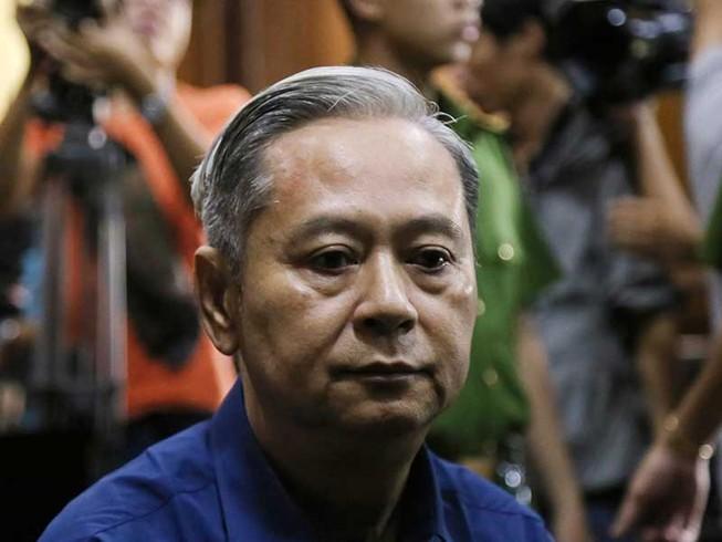 Ông Nguyễn Hữu Tín thừa nhận đã làm sai