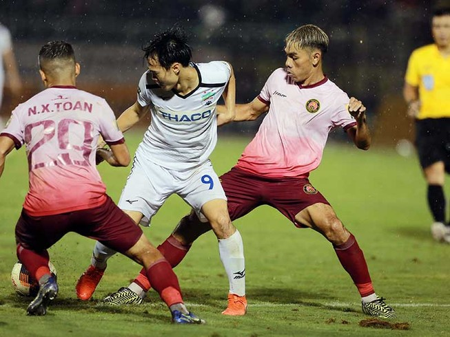 V-League 2020, ĐKVĐ Hà Nội gặp Nam Định trận khai mạc