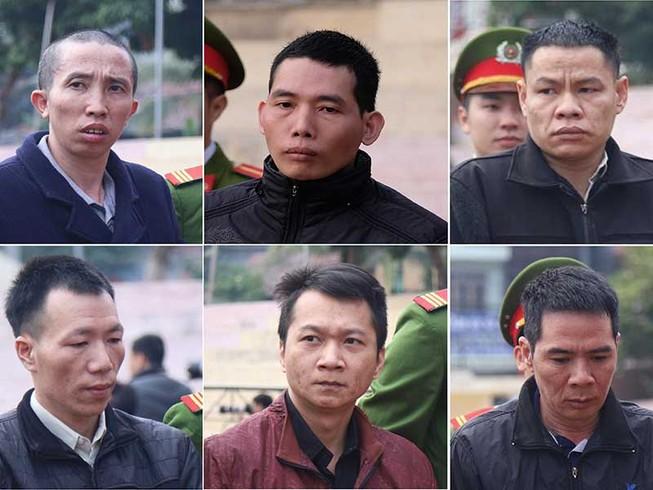 Xử vụ nữ sinh giao gà: VKS đề nghị 6 án tử