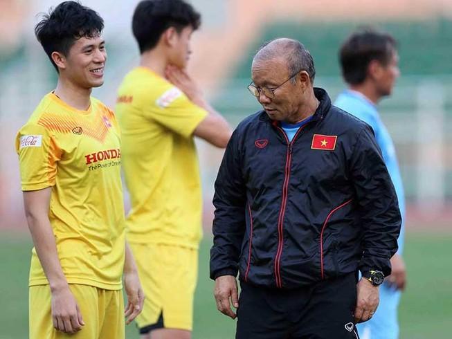 3 niềm tin ông Park cùng U-23 VN vượt qua vòng bảng