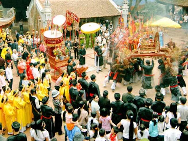 Khai hội Đền Và lớn nhất xứ Đoài vào ngày 7-2-2020
