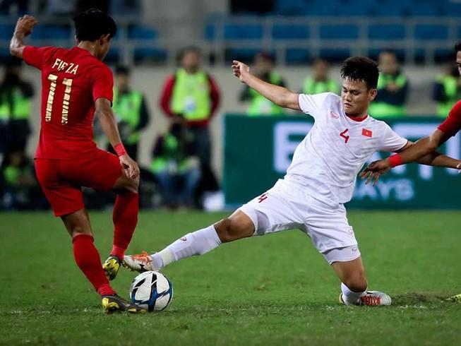 Thầy Park thiếu quân ngay trận đầu giải U-23 châu Á