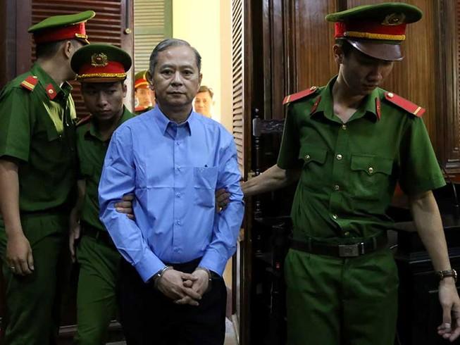 Ông Nguyễn Hữu Tín bị phạt 7 năm tù