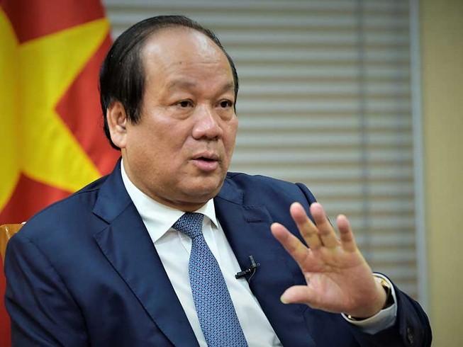 Bộ trưởng Mai Tiến Dũng: Ngăn tâm lý 'thủ thế' trước đại hội