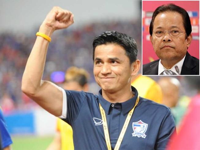 'Ông trùm' Worawi, Kiatisak và bóng đá Việt Nam