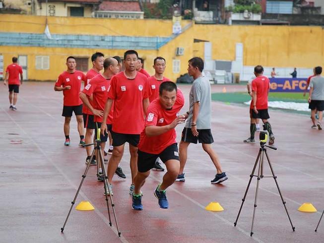 Trọng tài Việt Nam không có mặt tại giải châu Á