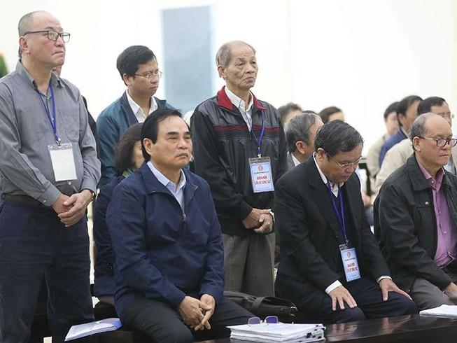 Cựu chủ tịch Đà Nẵng đối diện mức án 27 năm tù