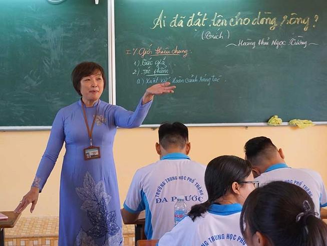 Chưa tăng phụ cấp giáo viên từ 1-7-2020