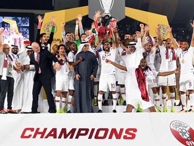 Qatar có thể bị tước ngôi vô địch Asian Cup 2019
