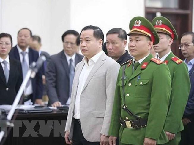 Phan Văn Anh Vũ: 30 năm tù