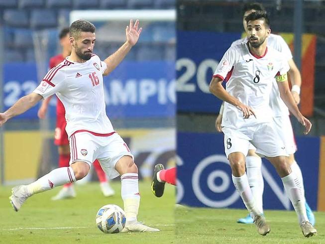 UAE và Jordan có dám thực hiện 'phiên bản' Euro 2004?