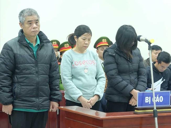 Vụ Trường Gateway: VKS đề nghị tù giam cả 3 bị cáo