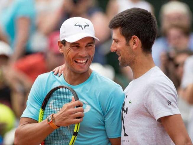 Tính nhân văn của những ngôi sao quần vợt