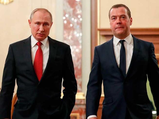 Tương lai của cựu thủ tướng Nga hậu từ chức