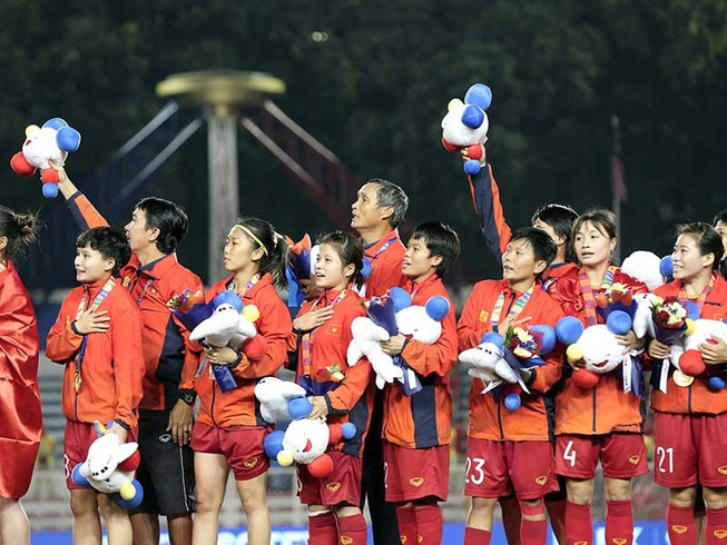 3 đội bóng đá nữ Đông Nam Á đều nhắm suất dự Olympic 2020
