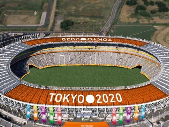 Tình huống Olympic Tokyo 2020 đối mặt với động đất