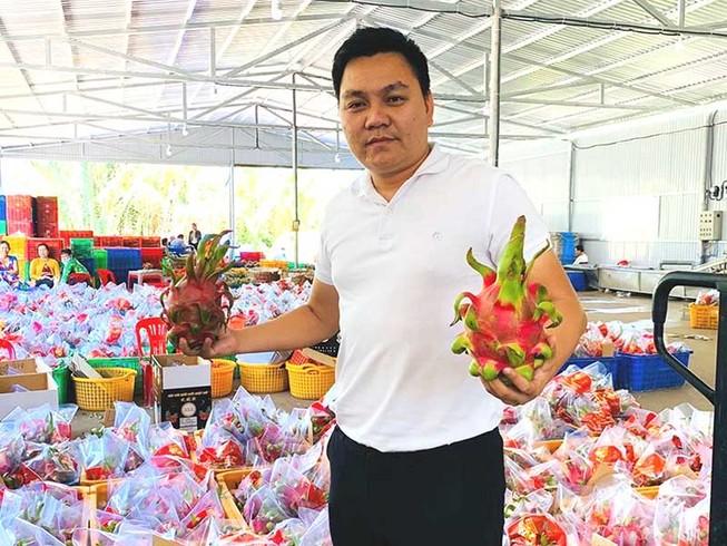 Tìm thị trường mới cho nông sản Việt