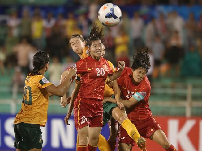 Úc, Trung Quốc rất mạnh nhưng nữ Việt Nam sẽ chơi hết vốn