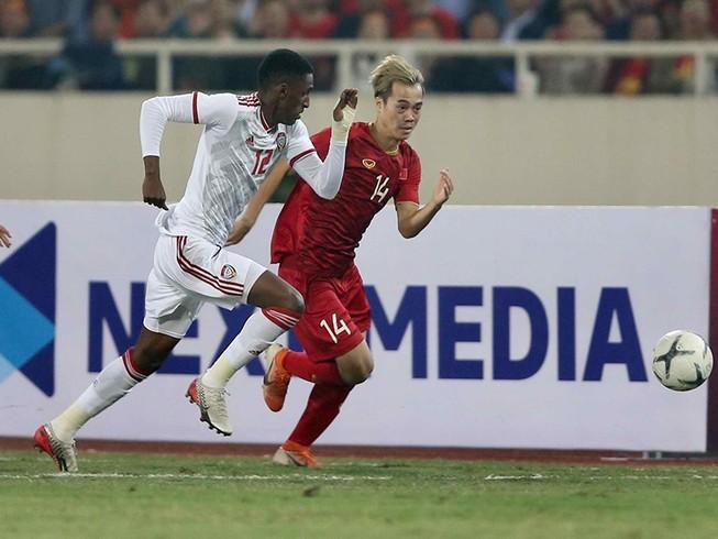 Tranh World Cup, Malaysia, UAE đều quyết thắng Việt Nam