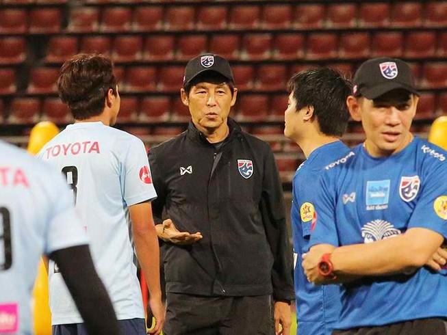 HLV Nishino: 'Indonesia cuối bảng nhưng Thái Lan vẫn tôn trọng