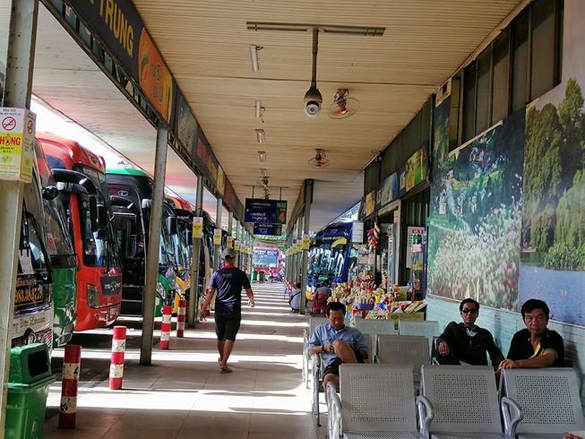 Mùa dịch Corona, xe khách đường dài mỗi chuyến dăm bảy khách