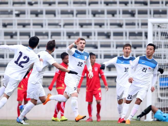 FIFA điều tra nghi án đội tuyển Myanmar bán độ