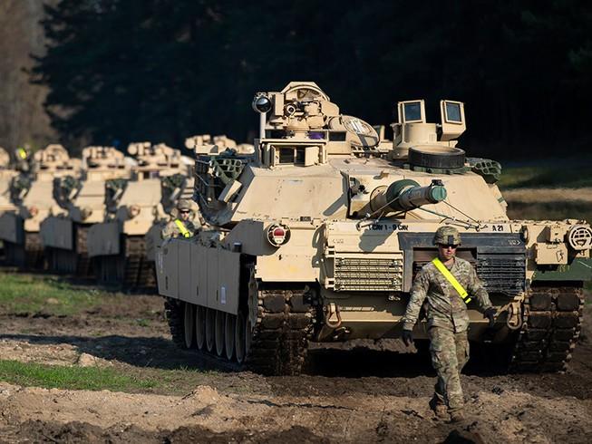 Mỹ chuẩn bị đưa quân lại Syria để hỗ trợ Thổ Nhĩ Kỳ