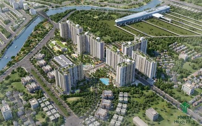 Dự án cao ốc 25 tầng điều chỉnh thành 5 tầng