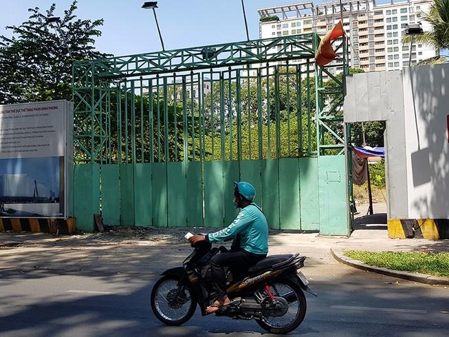 Tái khởi động dự án xây dựng Trung tâm TDTT Phan Đình Phùng