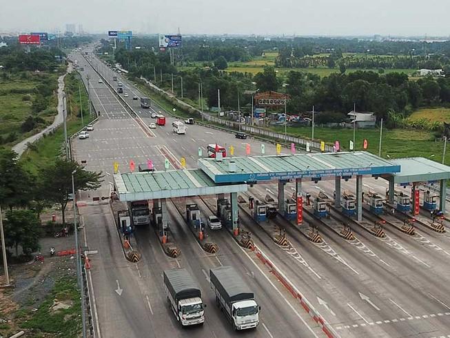 Tái thu phí cao tốc Trung Lương 1.000 đồng/km