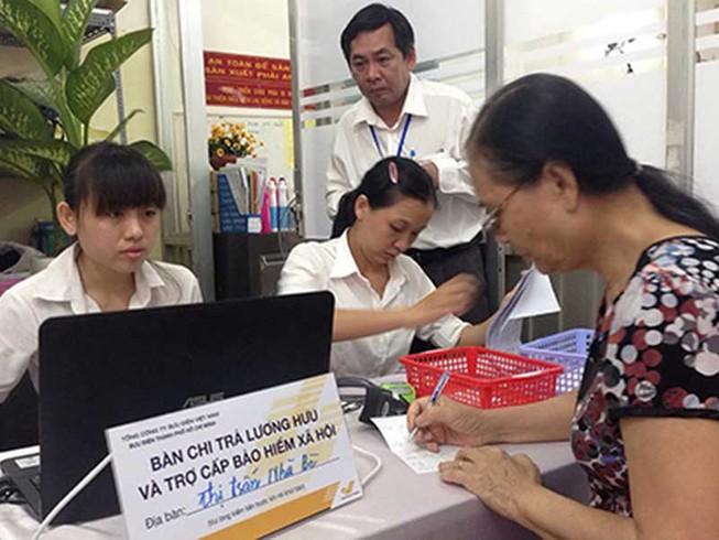 Đề xuất tăng 7,3% lương hưu, trợ cấp cho 8 nhóm đối tượng