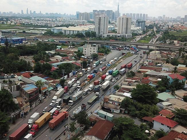 Đường Đồng Văn Cống sẽ được mở rộng thêm 2 làn xe