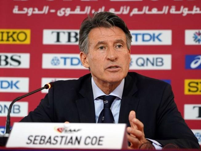 Chủ tịch IAAF nêu quan điểm Olympic 2020