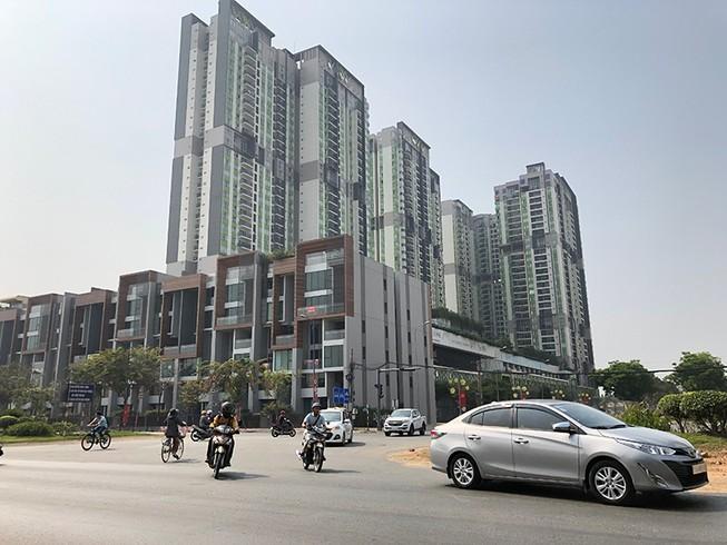 Giá bất động sản vẫn cao trong mùa dịch
