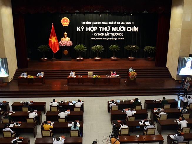 TP.HCM: Thông qua quyết sách chống dịch