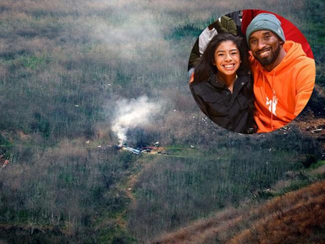 Gia đình Bryan Kobe kiện vụ rơi máy bay làm 9 người thiệt mạng