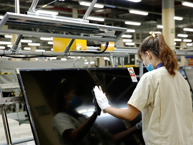 Đón doanh nghiệp lớn Mỹ, Hàn rời Trung Quốc sang Việt Nam