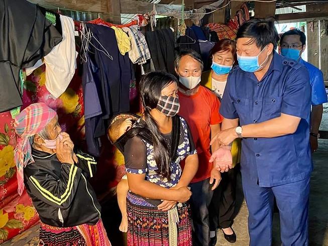 'Không được để dịch bạch hầu bùng phát trở lại ở Đắk Glong'