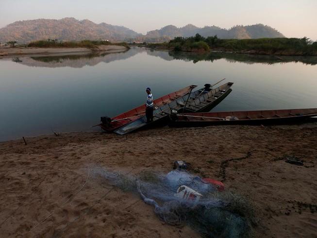 Sau Biển Đông, Mỹ, Trung sẽ đối đầu ở sông Mekong