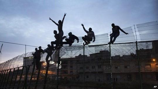 Sự hồi sinh của 'bức tường biên giới' ở Đông Âu