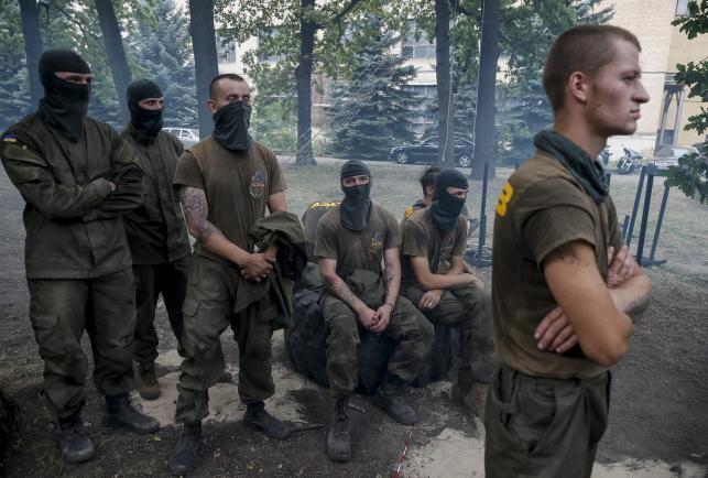 Đức lo ngại miền Đông Ukraine như 'thùng thuốc nổ'