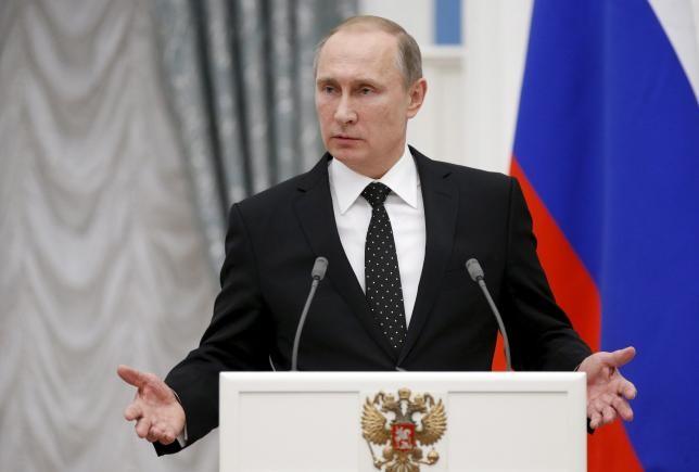 Tổng thống Putin từ chối gặp tổng thống Thổ Nhĩ Kỳ