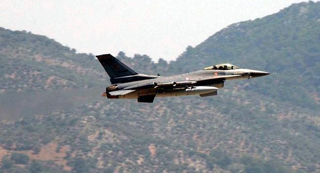 6 chiếc F-16 của Thổ Nhĩ Kỳ xâm phạm không phận Hy Lạp