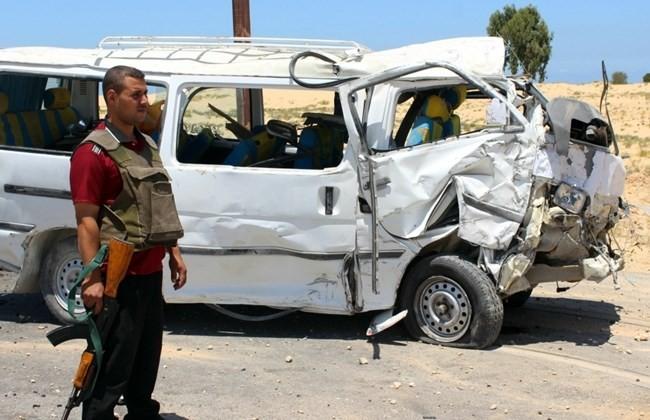 Đánh bom ở Ai Cập, 5 binh sĩ thiệt mạng