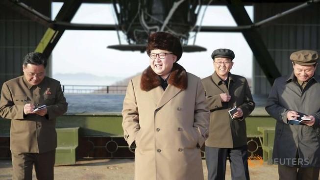Phát hiện hoạt động tại khu thử hạt nhân Triều Tiên